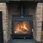 Burley wood burner
